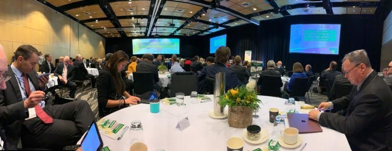 Chris Howard at ANZ Leadership Forum 2019