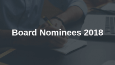 Nominees for ABSIA Board 2018