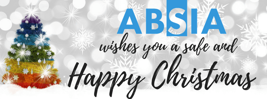 ABSIA wishes you a safe and happy christmas