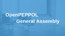 Representation at OpenPEPPOL General Assembly