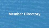Member Directory is Live!