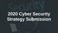 ABSIA's Submission to the 2020 Cyber Security Strategy